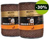Gallagher TurboLine cord duopack terra 2x500m   Kuiper Koekange