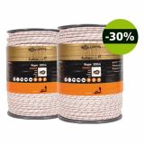 Gallagher TurboLine cord (17) duopack wit 2x500m
