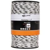 Gallagher EconomyLine cord (04) wit 500m