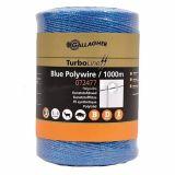 Gallagher TurboLine cord (20) blauw 1000m