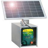 Patura zonnepaneel 25W met P2500 en draagbox