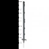 (09) Kunststofpaal groen 105cm - 10 stuks