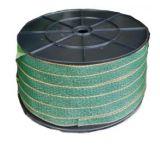 (13) TipTop schriklint groen extra zwaar 40mm - 200m