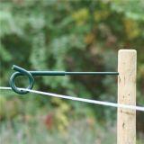 Krulstaart afstandisolator groen - 40cm, 8mm | Kuiper Koekange