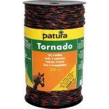 Patura tornado schrikkoord bruin 6mm - 200m | Kuiper Koekange